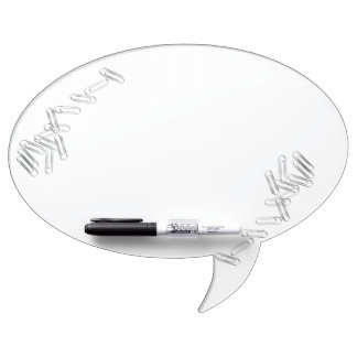 paper clip dry erase whiteboards