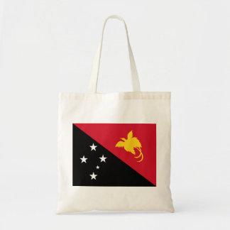 papua new guinea budget tote bag