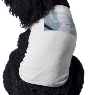 Parallel Univers pet Sleeveless Dog Shirt