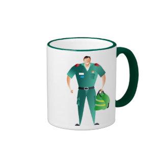 Paramedic Ringer Mug