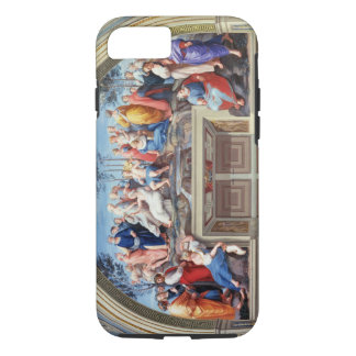 Parnassus and the Disputa, from the Stanza della S iPhone 7 Case