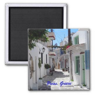 Paros, Greece Magnet