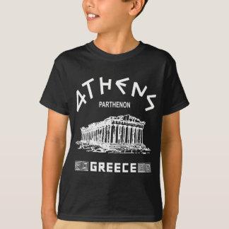 Parthenon - Athens - Greek (white) Tshirts
