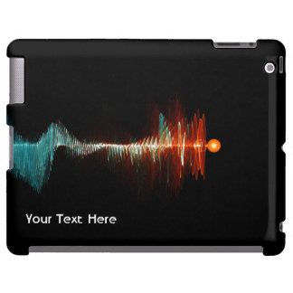 Particle-Wave Duality iPad Case