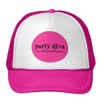 Party Diva Trucker Hat