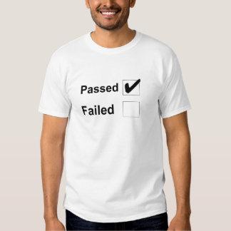 Passing grade tshirt