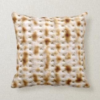 Passover Matzo Throw Pillows! Throw Cushions