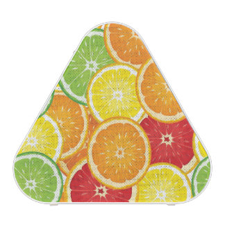 Pattern with citrus fruits