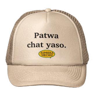 Patwa Cap
