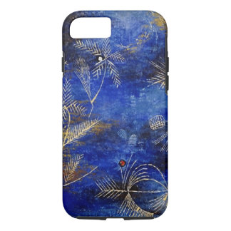 Paul Klee Fairy Tales Abstract Watercolor Art iPhone 7 Case