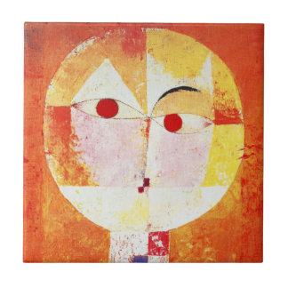 Paul Klee Senecio Tile