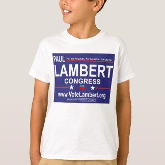 Paul Lambert for Congress Children's T-Shirt