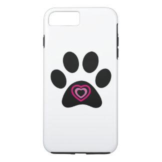 Paw Print iPhone 7 Plus Case