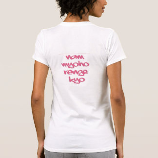 Peace, Love & the Mystic Law Chanting T-Shirt