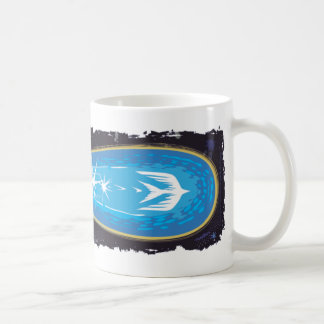"""Peace on Earth ...And Throughout Space!"""" mug"""