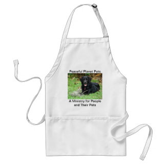 Peaceful Planet Pets Ministry Standard Apron