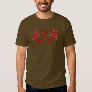 Peacock Love Tee Shirt