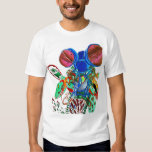 Peacock Mantis Shrimp T Shirt