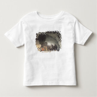 Peaks Hole, Derbyshire (colour engraving) Shirts