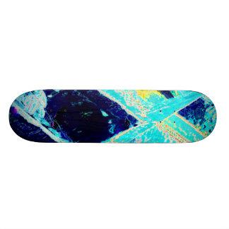 Penninsulas Art Skateboard
