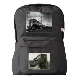 Pennsylvania Railroad Congressional Backpack