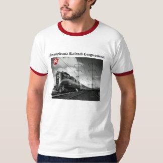 Pennsylvania Railroad Congressional Shirts