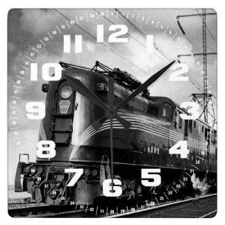 Pennsylvania Railroad Congressional Wallclock