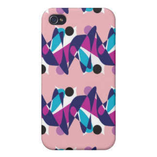 People Abstract Speck Case iPhone 4/4S Case