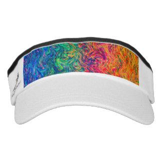 Performance Visor Fluid Colors