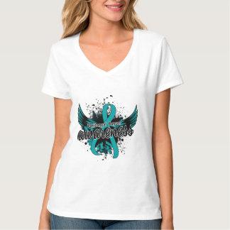 Peritoneal Cancer Awareness 16 Tee Shirts