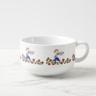 Perogie Pyrohy Pierogi Boy Soup Mug