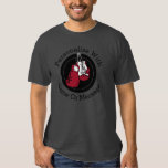 PERSONALIZED Boxing Gloves Tee Shirt