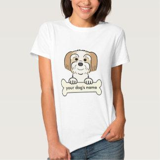 Personalized Lhasa Apso T-shirt