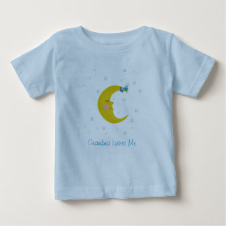 Personalized Moon Face Tshirt