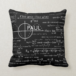 Personalized Physics Gifts for Physicists Cushion