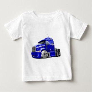 Peterbilt Blue Truck Tee Shirts