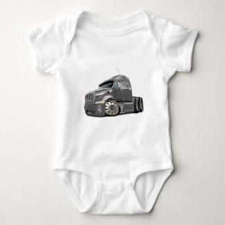 Peterbilt Grey Truck Tee Shirt