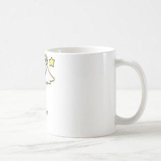 Petit Ange (little angel in French) Basic White Mug