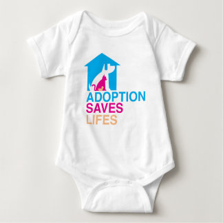 Pets Adoption Saves Lifes Tee Shirts