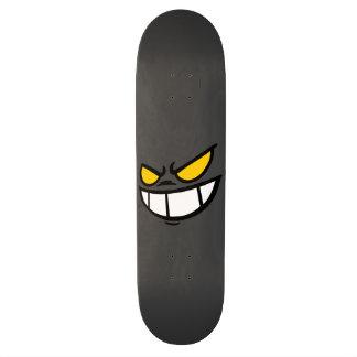Phantom Smile™ Asphalt Grey Skateboard Deck