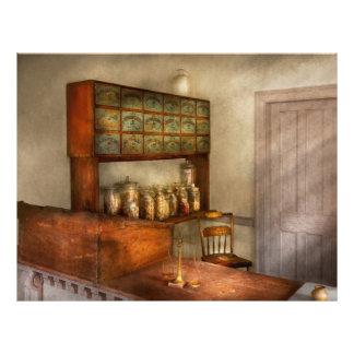 Pharmacy - The herbalist 21.5 Cm X 28 Cm Flyer