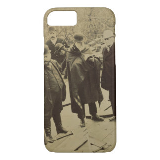 Philip Webb (1831-1915) During the Construction of iPhone 7 Case