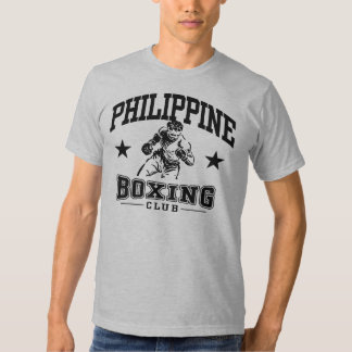 Philippine Boxing Tees
