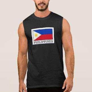 Philippines Sleeveless T-shirt