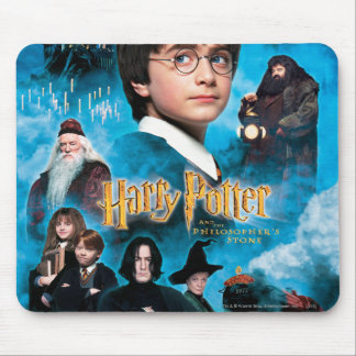Philosopher's Stone Poster Mouse Pad