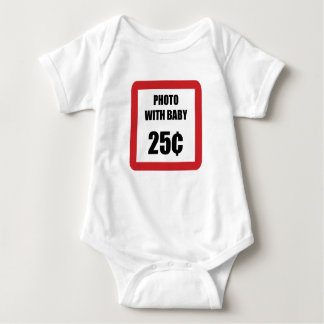Photo With Baby! Tee Shirt