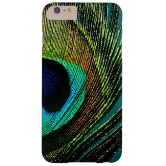 Photography Peacock Feather iPhone 3G CaseMate Barely There iPhone 6 Plus Case