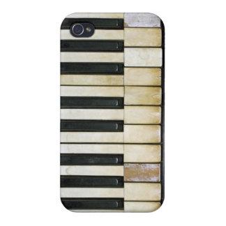 Piano Keys iPhone 4 Covers