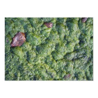 Picture of Slime. 13 Cm X 18 Cm Invitation Card