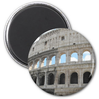 Picture of the Roman Colosseum - Colosseo 6 Cm Round Magnet